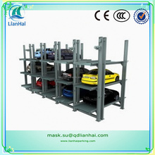 Lianhai hot sale underground car stacking system/Pit Car Parking Equipment