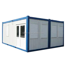 chinese prefab container house /mini office/modern dormitory