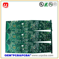 Custom-made High QualityElectronic Multilayer PCB Fabrication With Fast Delivery