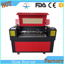 Nice-Cut NC-E6090 co2 laser machine engraving bottle glass wood cnc laser cutting machines