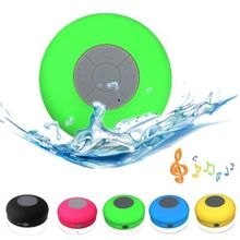 Free ship Waterproof Outdoor Portable Wireless BT Speaker Wireless Loud Speaker Handfree in-car calling speaker with MIC