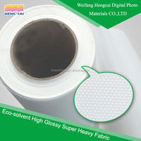 RC Glossy Super Heavy Poly Fabric