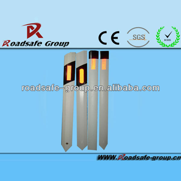 2014 wholesales low price flexible road sign delineator/ road equipment