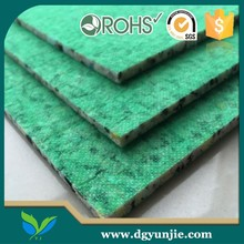 Non-slip PU foam carpet foam underlay for sale