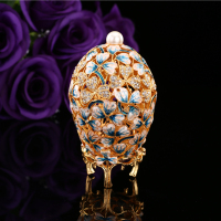High Quality Faberge Egg Gift Craft