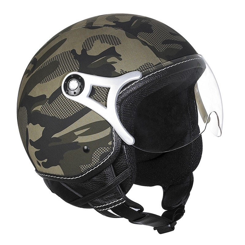 ABS Material and ECE Certification online shop supplier vintage helmet