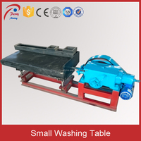 Small Gold Separation Wilfley Type Washing Table