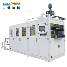 SINOPLAST Supplier New Disposable Plastic Cup Container Thermoforming Making Machine