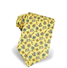 Wholesale Custom Digital Print 100%Silk Twill Fabric Tie for Men