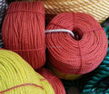 Eco friendly Colorful Sisal baler rope