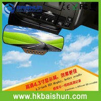 GPS navigation vehicle accident camera with G-Sensor