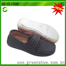 fancy child kids loafer shoes manufacturers china