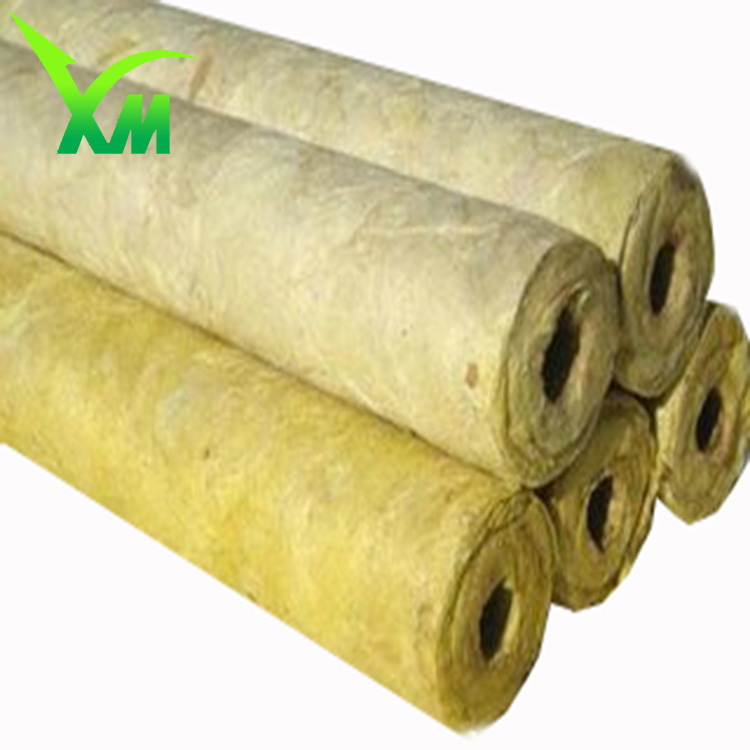 Thermal insulation equipment centrifugal glass wool pipe