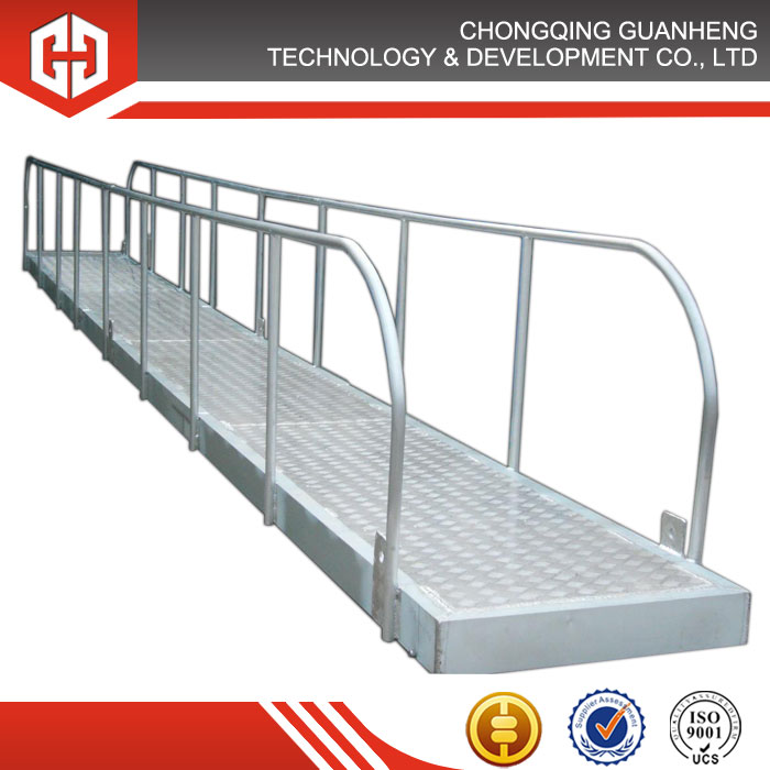 Made in china marine ship to shore steel gangway