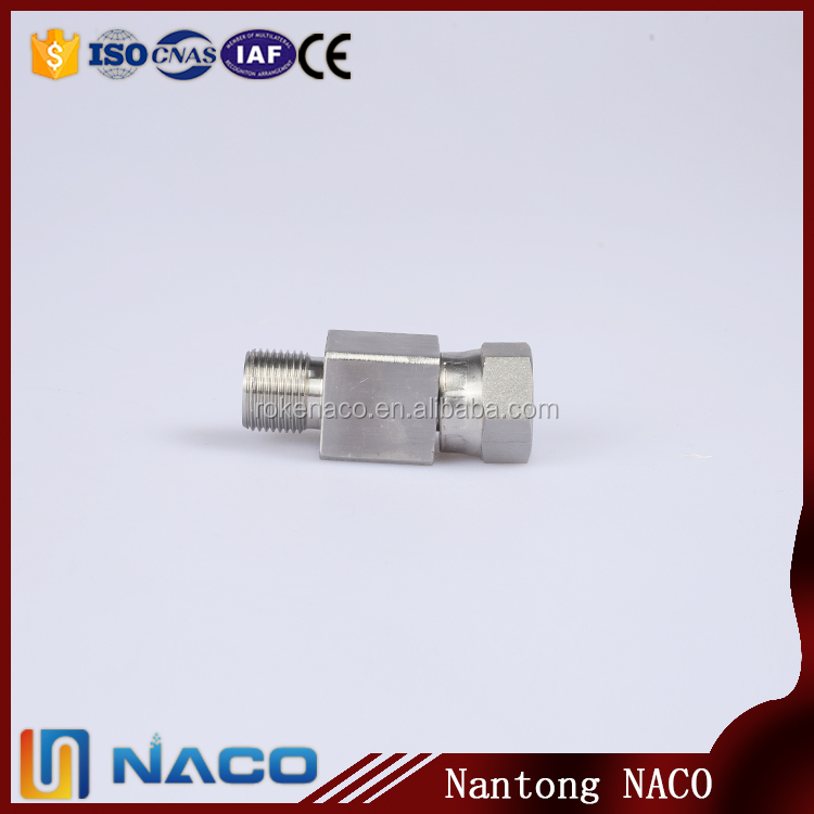 Non-standard Brass Fast Connector,Threaded Fitting,Brass Nipple Fittings,Tube Fitting Nipple