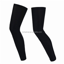 HC Hot Sale 2015 Spandex Nylon compression calf sleeve leg support basketball sleeve