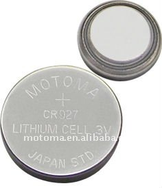 Industrial monitors Lithium coin button Battery 3V CR927