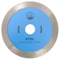 7'' (180mm) Lion Continuous Rim diamond blade for stone---STDL