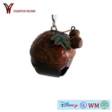 cheap small Metal bronze lovely christmas Jingle Bell