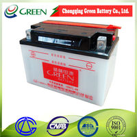 Motorcycle Parts 12V 7Ah Exhaust Type plante lead acid battery