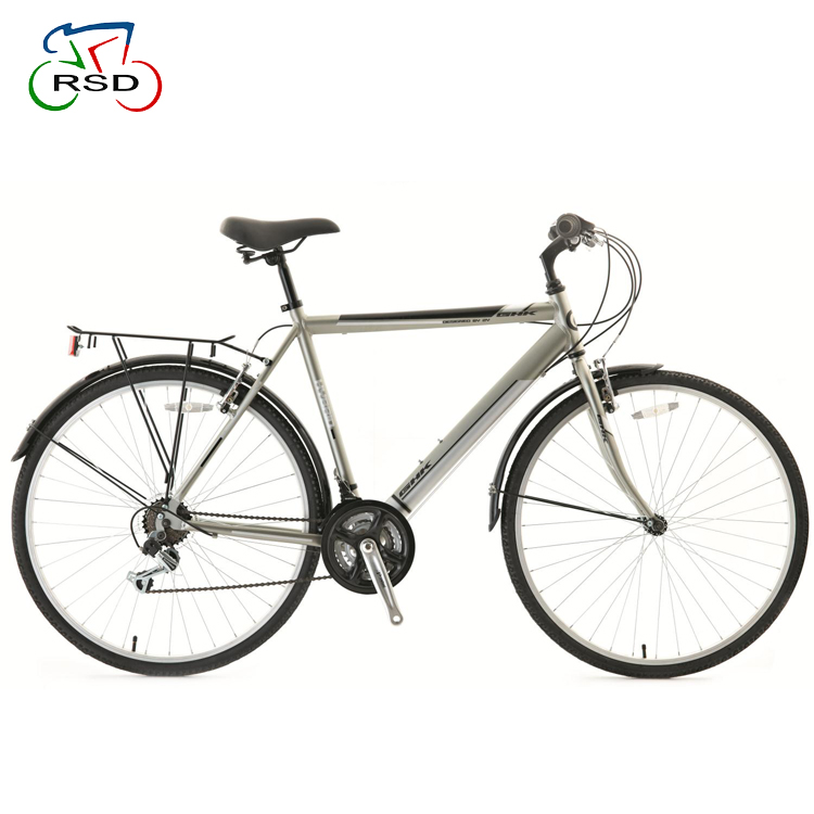28 Inch hot sale old style city bicycle, 2017 new model lady classic city bike, bikes made in china
