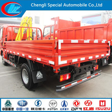 10m 12m 14m diesel type 4X2 SINOTRUK howo truck mounted articulating boom