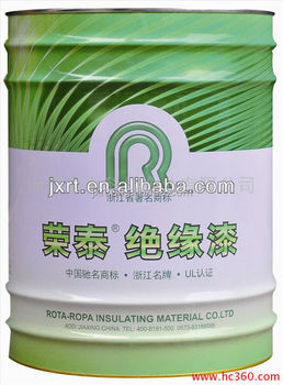 Epoxy trickle resin R-202-2, insulation material