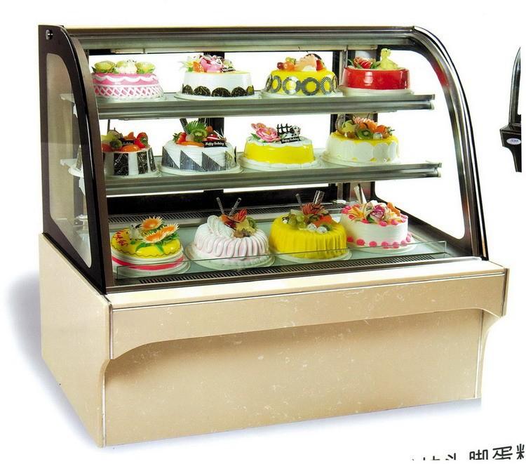 Cake Glass Display Cabinet