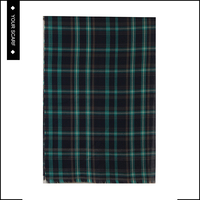 Best quality low price tartan cashmere pashmina shawls