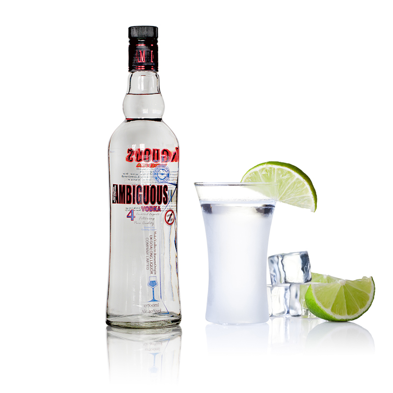 Goalong Wholesale Vodka Premium Original and Flavored Ambiguous Vodka