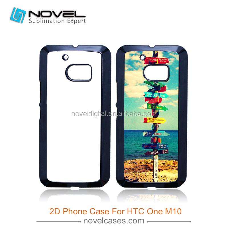 DIY 2D Sublimation Blank <strong>Mobile</strong> <strong>Phone</strong> Case for HTC One <strong>M10</strong>