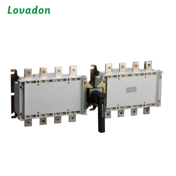 NDGL Series Load Isolation Switch Manual Explosion-proof Isolator Switch