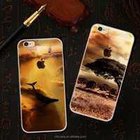 city&case view series shockproof mobile phone case custom for iPhone 6plus