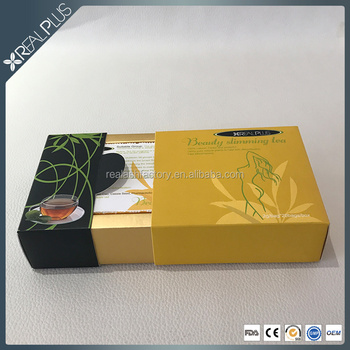 Best selling anti fat OEM wholesale detox slim tea