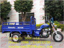 KAWESAKY MOTOR China factory 200cc petro tricycle