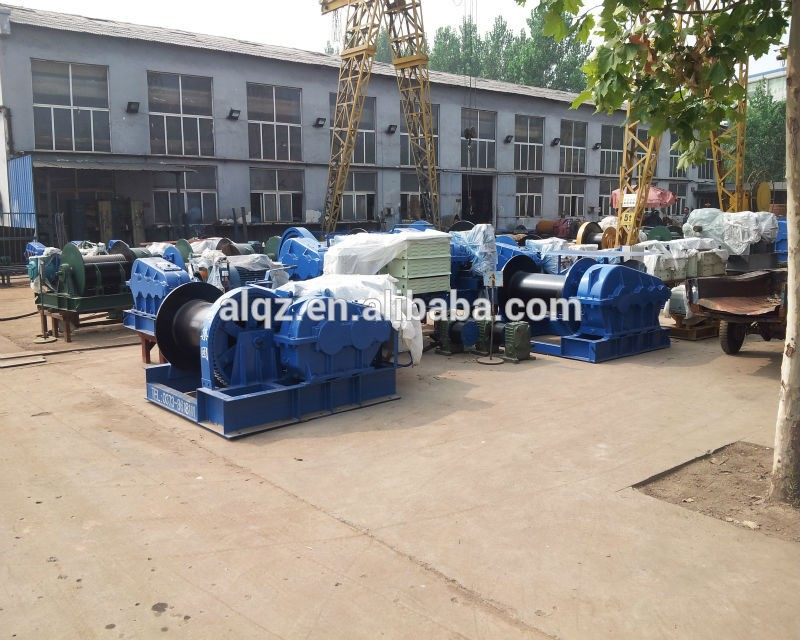 Port hoisting high quality goods winches