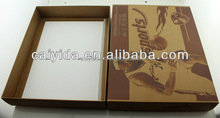 Recycled cloth packaging corrugated paper box printing from China