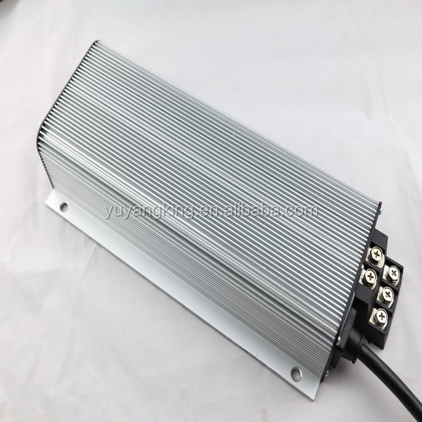 High power electric bike dc motor speed controller 120V 10KW