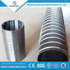 (manufacturer) wedge wire screen pipe/Johnson pipe/wire wrapped screen