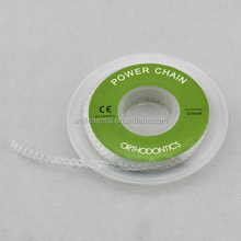 For dental use orthodontic power chain low price