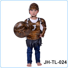 halloween armour knight cosplay costume for children