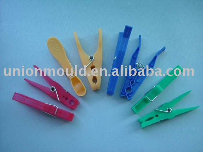 plastic peg mould
