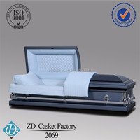 Luxury metal casket wholesale(2069)