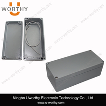 Die Casting Electric Enclosure IP67 Waterproof Metal Box 174*80*57mm