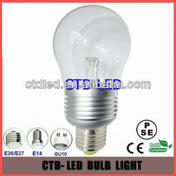 Clear Cover E27 Led Bulb Ushine Light Science And Technology Shanghai