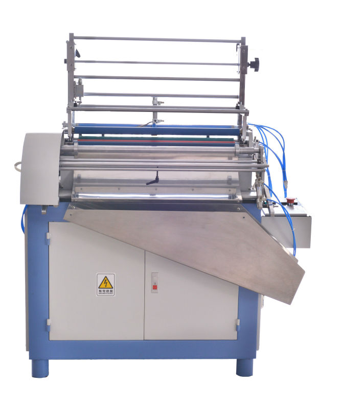 500-650mm paper can Semi Automatic labeling machine