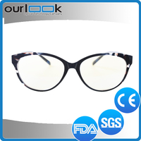 Free Sample New Fashion Cheap Colorful Promotional Glasses Frame Wholesale in China