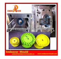 Wire Tie Plastic Spool Mould