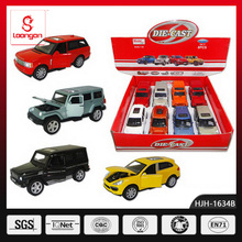 Loongon die cast hot wheels toy cars 1:64