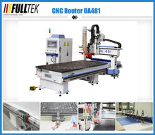 ATC cnc router with auto tools changer UA481,9kw Italy HSD spindle